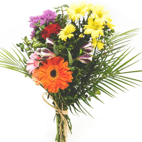 Ramo de flores de colores
