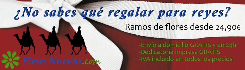 Regalo para Reyes FloresNuevas.com